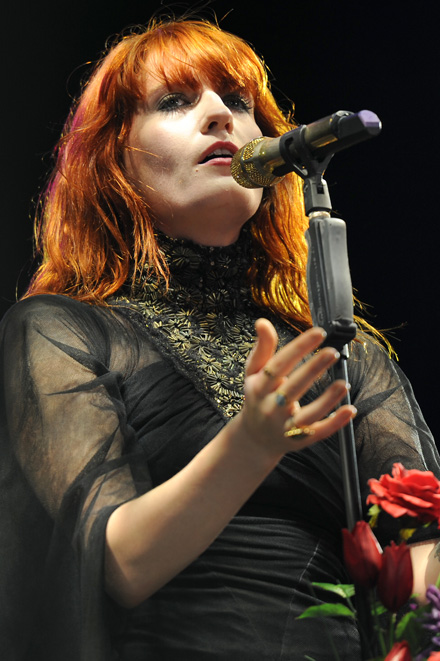 Florence & the Machine at V-Festival 2010