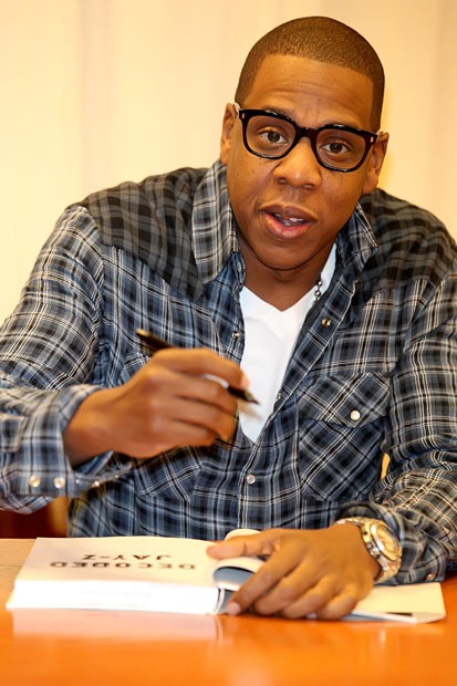 Jay-Z  Brought up in New York&#39;s Marcy Projects, Jay-Z was abandoned by his father as a child and went on to endure a hard-hitting upbringing on the streets.