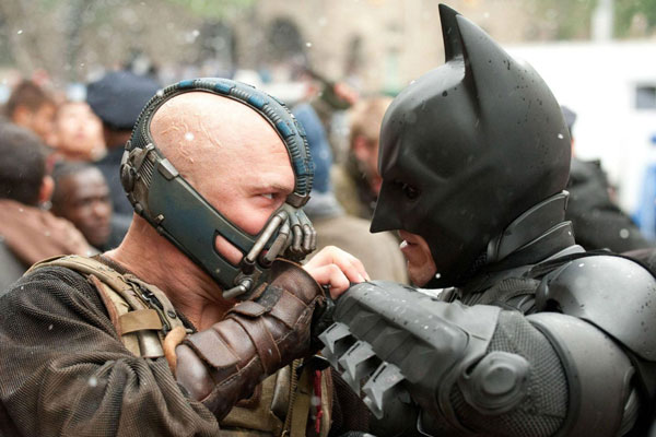 The Dark Knight Rises - July 20