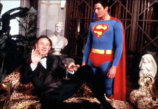 Lex Luthor (Gene Hackman) - Superman The Movie (1978)