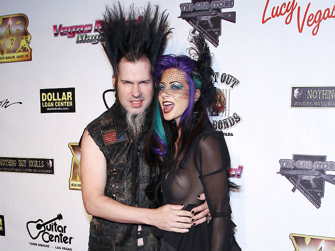 Wayne Static - 1965 - 2014: The Static-X frontman was well-respected within the world of metal, sending shockwaves throughout the industry when he died from a