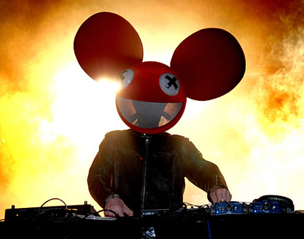 Deadmau5 @ Leeds Festival 2009 