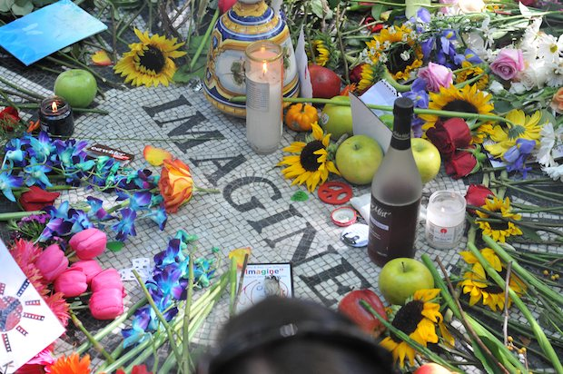 John Lennon remembered in New York