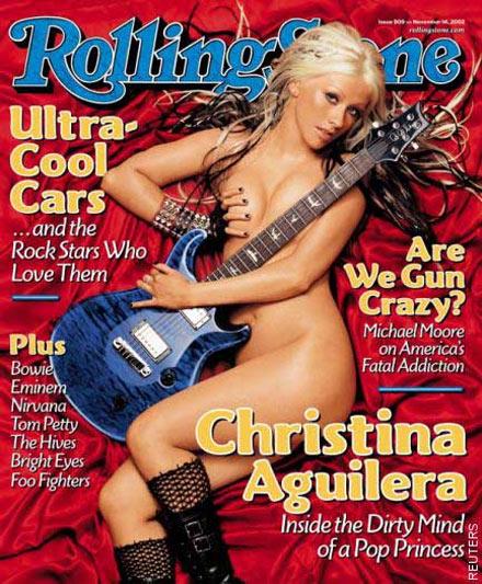 Naked Magazine Covers 7