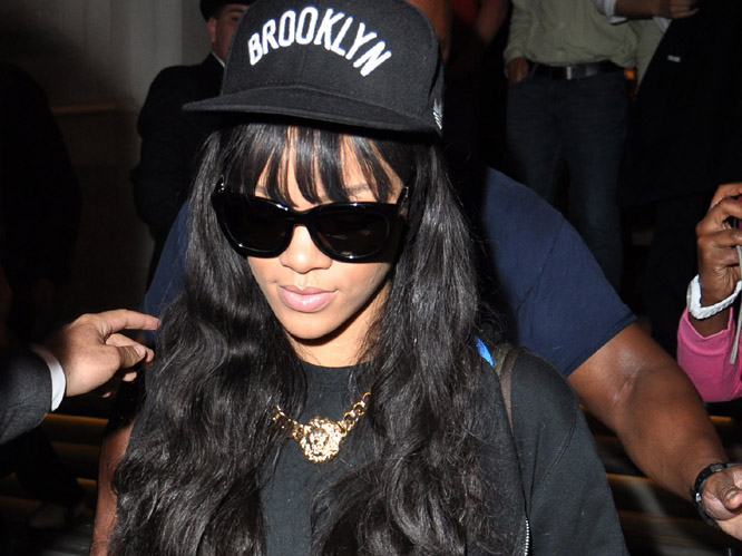 Cheeky cover songs: Finally, reports of Rihanna becoming a karaoke queen leads us to wonder if there might be a couple of cover songs on there! While holidaying recently on a yacht, Rihanna rocked out with the karaoke machine, even asking some of the staff to join her. Not bad work if you can get it!