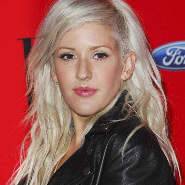 Ellie Goulding: Ellie has recently sold a million copies of her debut album 'Lights' in the US. She loves the place so much, she's thinking of moving there to be closer to boyfriend Skrillex.
