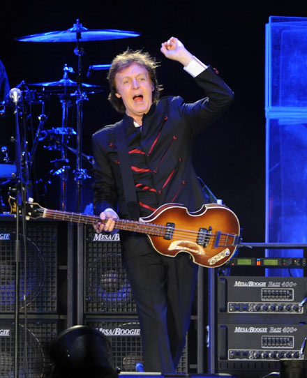 Sir Paul McCartney live in Florida 