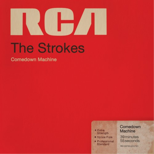 The Strokes - Comedown Machine: Yes, the vast majority of the planet remain oblivious to this album's existence. Released to little fanfare with no live shows, no interviews and cobbled-together music video of live footage, it was destined to be forgotten - especially in a year of much bigger comebacks (and much better records)