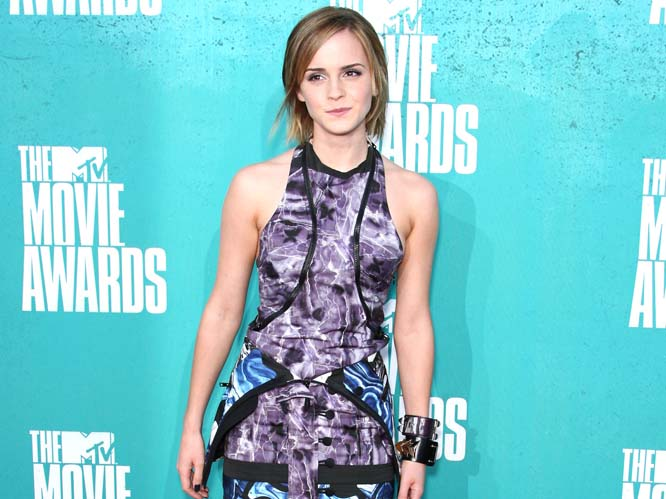Harry Potter star and rising fashionista Emma Watson named dated Australian pop band Savage Garden as her favourite in an interview with Teen Vogue. Not quite as cool as we first thought then...
