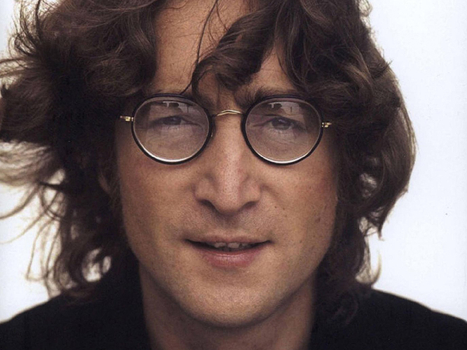 John Lennon - 1940 - 1980: The Beatles musician was murdered in the street by super-fan Mark David Chapman who shot him several times in the back as he returned to his apartment with Yoko Ono.