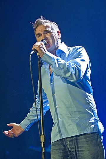 Morrissey @ Brixton Academy