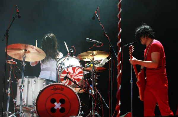 The White Stripes � The original duo for indie and rock acts, The White Stripes are still much adored despite their split last year. Jack White now works with Alison Mosshart of The Kills.