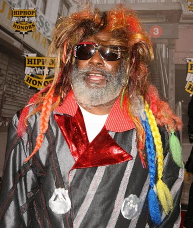 George Clinton with Parliament / Funkadelic at West Holts 