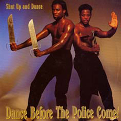 Shut Up And Dance - Dance Before The Police Come