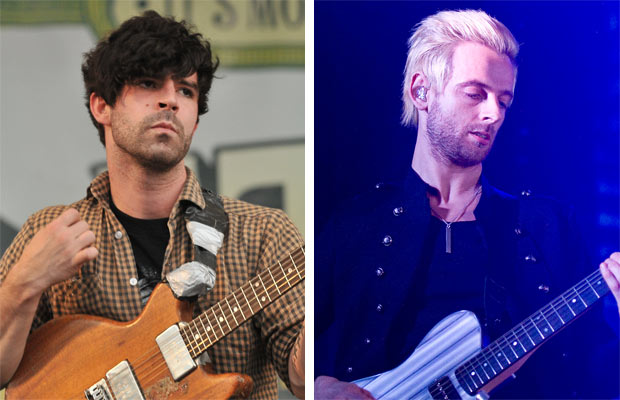 Foals vs Lostprophets: Lostprophets guitarist Lee Gaze sparked a Twitter war with Foals after he slagged off the band on Twitter.