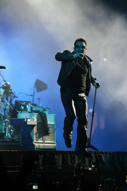 U2 - Glastonbury