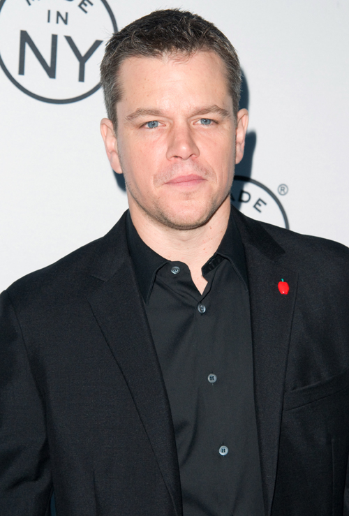 15. Matt Damon $18 million