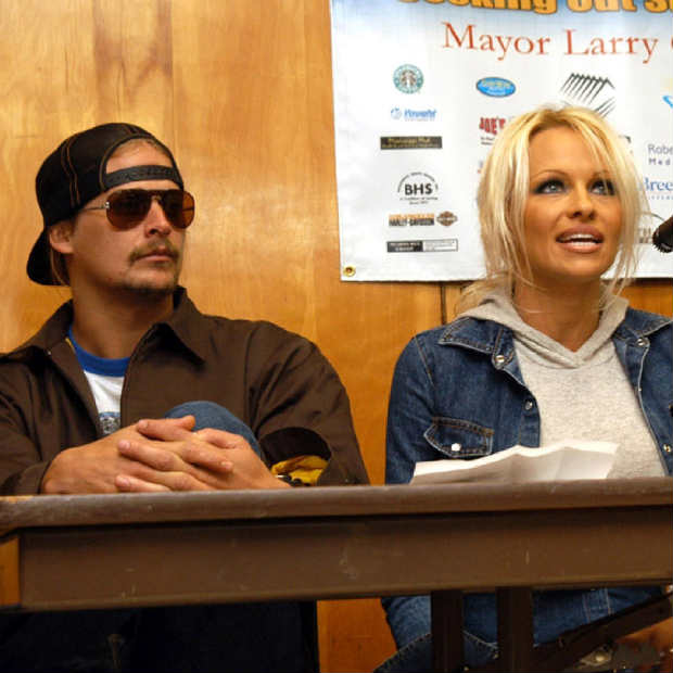 2006 (4 months) Kid Rock Vs. Pamela Anderson