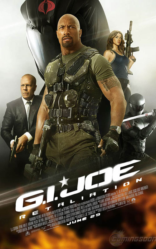 G.I. Joe: Retaliation - Aug 3