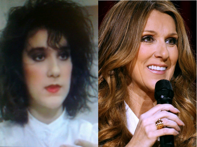Have you ever seen Celine Dion and Robert Smith of The Cure in the same room? Think hard...