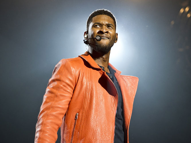 Usher: ''Climax'' star Usher took a restraining order out on Darshelle Jones in 2012 after becoming alarmed at her belief that she was married to him. In court Usher revealed that Darshelle turned up at his home in Georgia, hammering on the front door and that he had to call police.