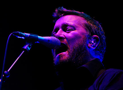 Guy Garvey of Elbow