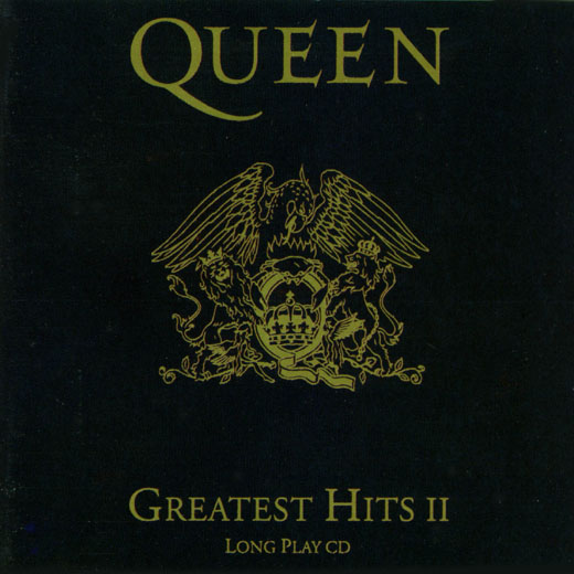 No.10: Queen 'Greatest Hits vol.2' Sales - 3,887,000