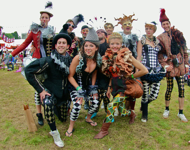 Video Camp Bestival Announces Circus Theme For 2014 Gigwise