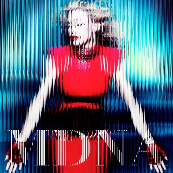 Madonna - MDNA: It was never going to be easy for poor old Madonna (well she''s not poor) but coming back with an album so clearly jumping on the dubstep bandwagon was as predictable as it was tiresome.
