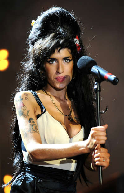 Amy Winehouse (14 September 1983 - 23 July 2011)