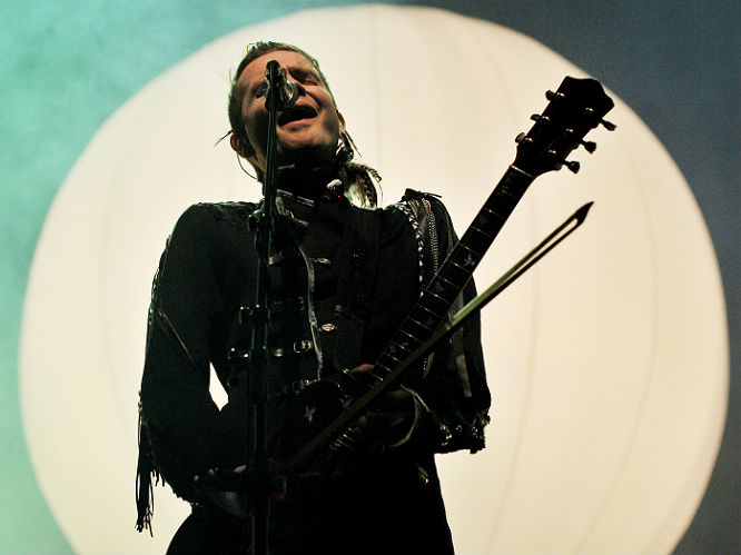 Sigur Ros: The Icelandic superstars are currently on a massive world tour - and Bestival is their only UK date. The band will be performing tracks from current album 'Valtari' alongside classic tracks such as 'Hoppipolla'.