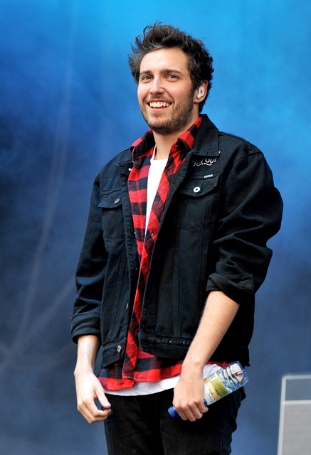 You Me At Six live @ Leeds Festival, 2012