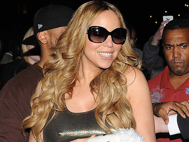 Mariah Carey - The singer's new single 'Triumphant' reached the heady heights of 115 on the US Billboard charts this week, managing to sell fewer units than a bonus track from Beyonce's '4' album last year.