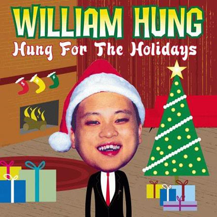 William Hung: 'Hung for the Holidays' (2004)