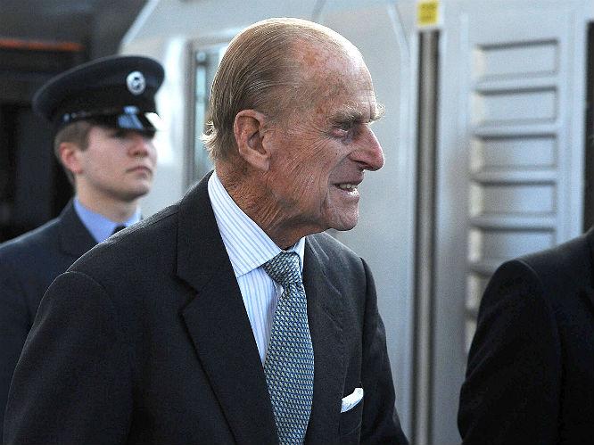 Prince Philip: