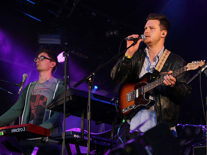 Alt-J play their biggest headline shows to date in May 2013 following their Mercury Music Prize win in 2012.