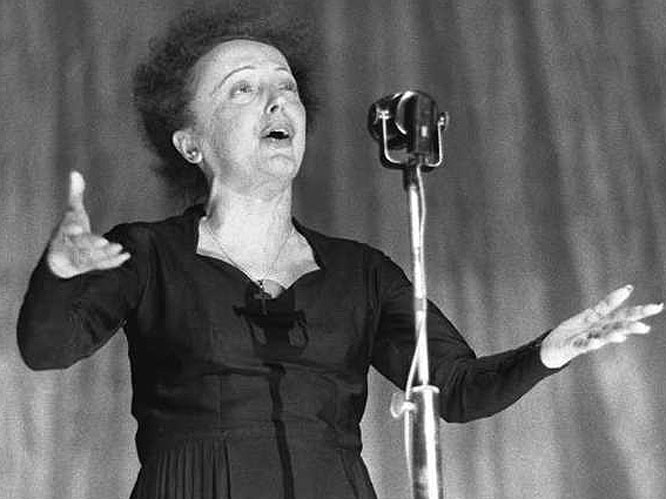 A tribute album to French singer Edith Piaf? To mark the death of the iconic star, Gaga is rumoured to be in talks with EMI for permission to use nine of Piaf's songs to possibly sample on her tracks. Gaga also plans to purchase the rights to Piaf's first ever filmed performance to be shown during the singer's concerts.