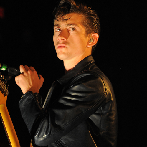 Arctic Monkeys - ?: News of the next Arctic Monkeys record was broken by one of the boys' mums, of all people. Matt Helders' mum is apparently helping out with ideas for the fifth album's title, while the boys are out in the desert again, most likely at Josh Homme's Rancho de la Luna studio.