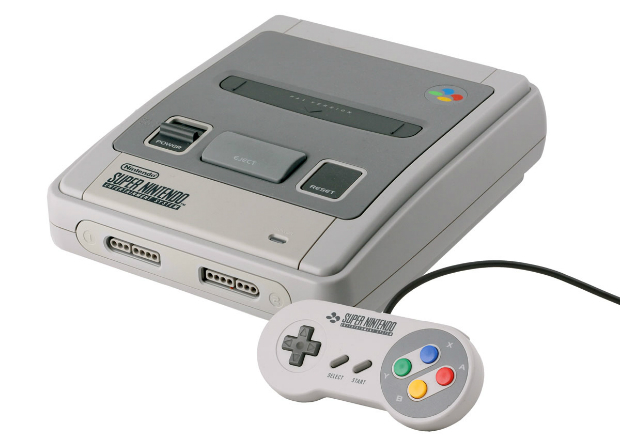 Super Nintendo Entertainment System (1990)