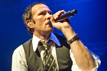 scott weiland 2011. Scott Weiland: I Was Raped
