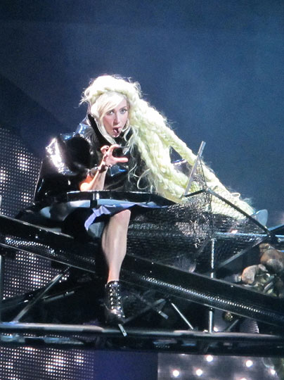 Lady Gaga Tour Dates 2010