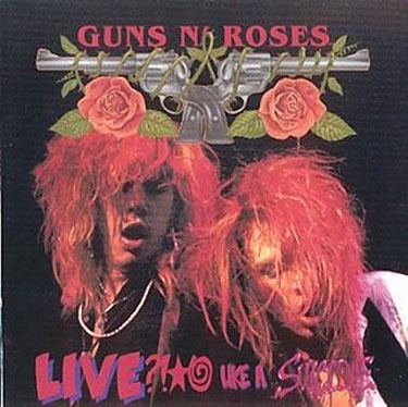 "suck on Guns N' Fuckin' Roses!""), 'Nice Boys' (a Rose Tattoo cover),"