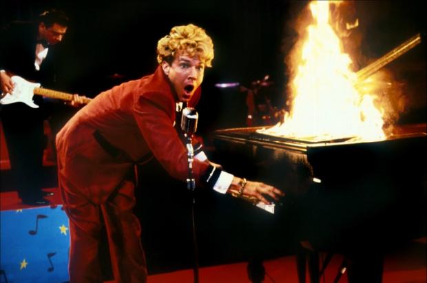 Benedict Cum... Great Balls Of Fire- Jerry Lee Lewis