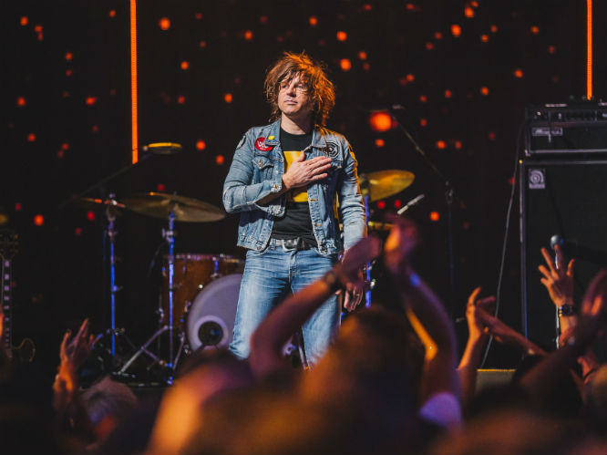 Ryan Adams has added a Glasgow date to his February UK tour.