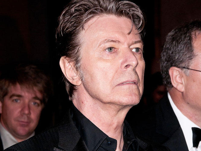 David Bowie: Probably the news of 2013 that we're most excited about, David Bowie announced a new album - and surprised us with a new song. This is Bowie's first new record in ten years, since the release of 2003's Reality.