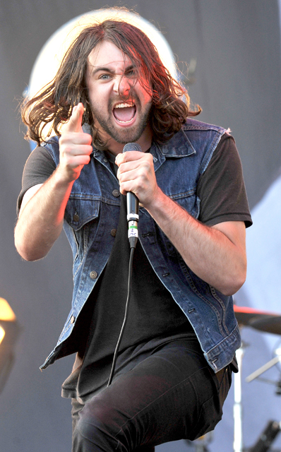 The Vaccines, Leeds Festival 2012