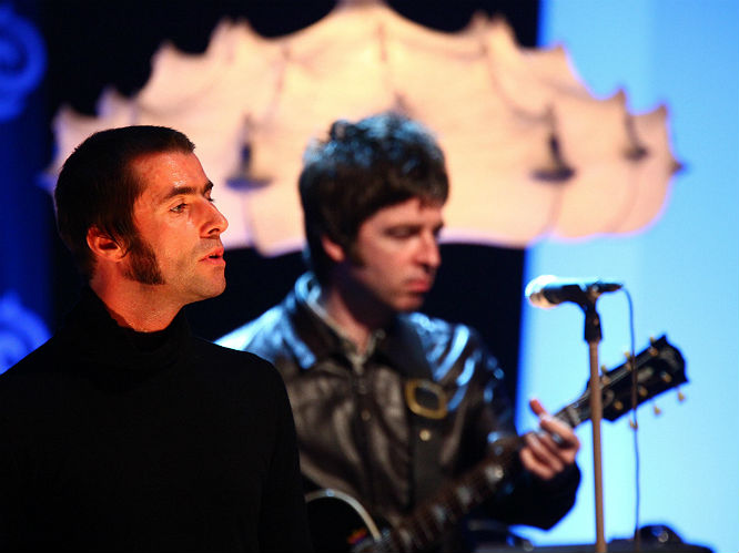 Oasis - why they couldn't headline Glastonbury: Noel and Liam hate each other. Still. Not going to happen.