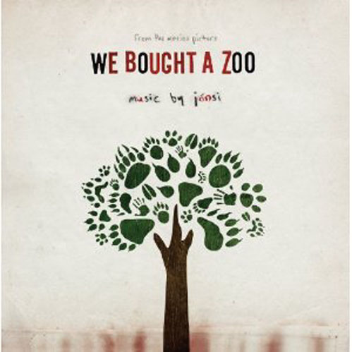 Jonsi (Sigur Ros) - We Bought A Zoo: When Sigur Ros frontman Jonsi was announced as the composer of the films score, director cameron Crowe explained he was the 'natural choice' as he'd