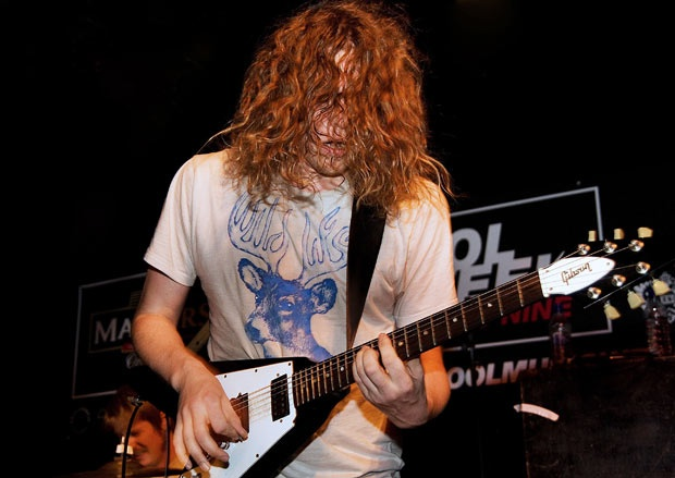 Jay Reatard - Jay Reatard was found dead at his home on January 13. The 29-year-old's autopsy revealed that he died from cocaine and alcohol toxicity.