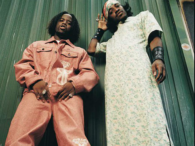 Outkast: One of the worst kept secrets in recent memory, Outkast are confirmed to reunite, and headline Coachella 2014. One of the most innovative and influential hip hop outfits of all time, it's time for us all to shake it like a polaroid picture once more.